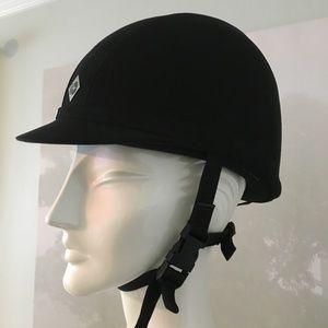 JR8 Riding Helmet by Charles Owen